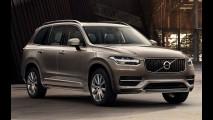 Volvo faz recall de 11 unidades da nova geração o XC90 no Brasil