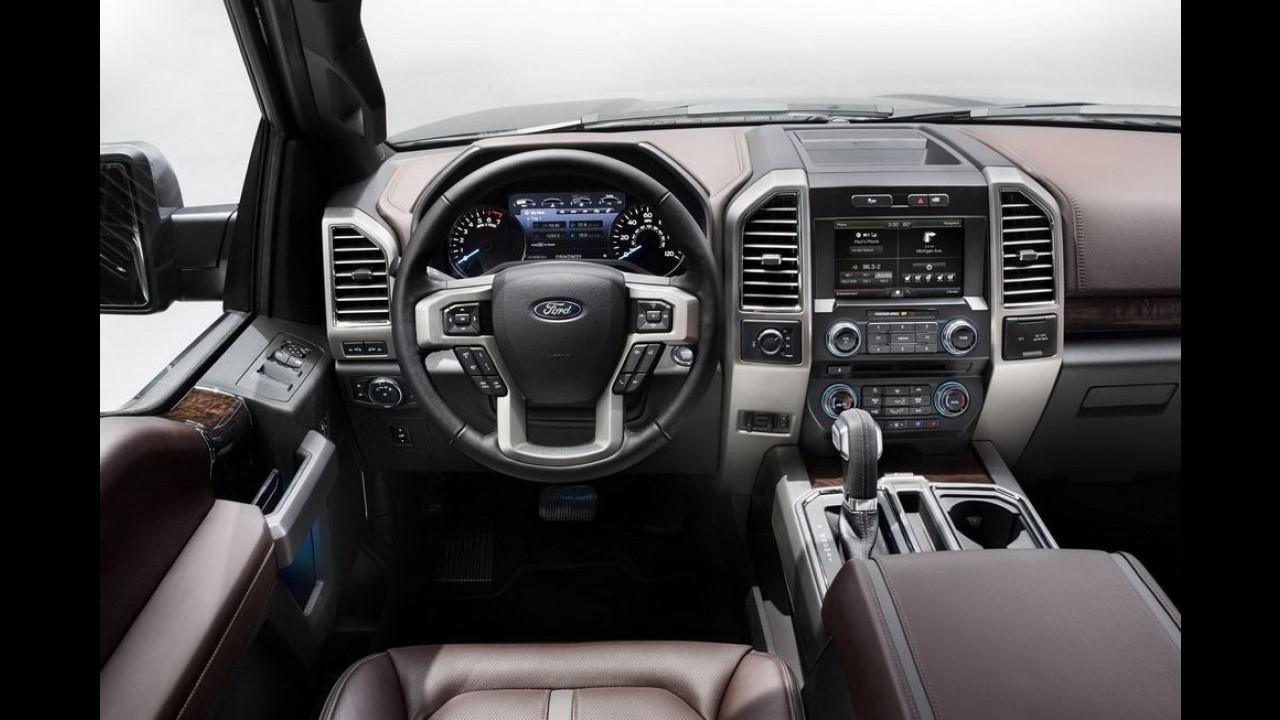 Ford inicia produção da nova geração da F-150 com carroceria de alumínio