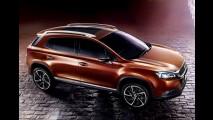 Citroën revela primeiras fotos do SUV DS 6WR antes da estreia