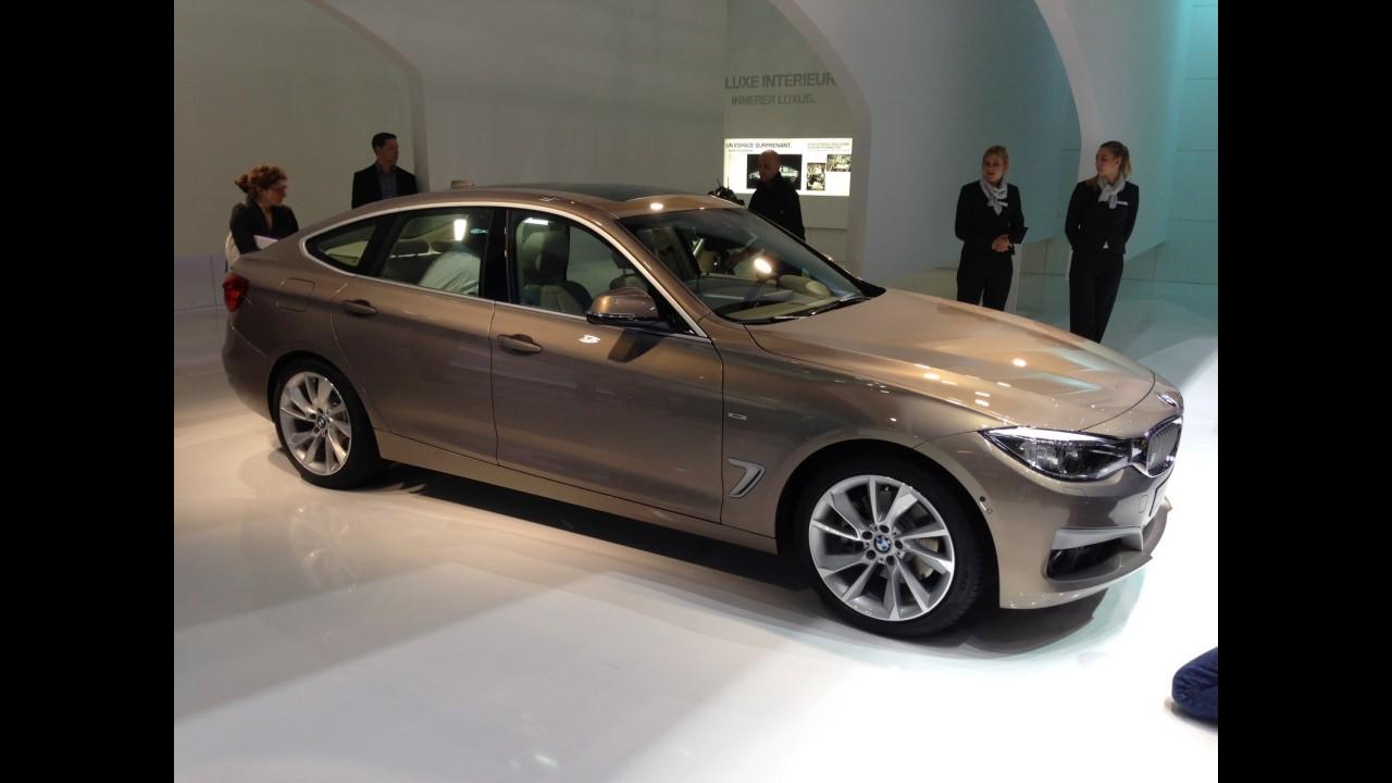 Direto de Genebra: BMW Série 3 GT chega no segundo semestre