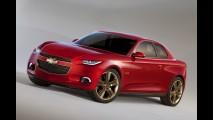 Salão de Detroit: Chevrolet mostra Code 130R Concept, estudo de cupê esportivo