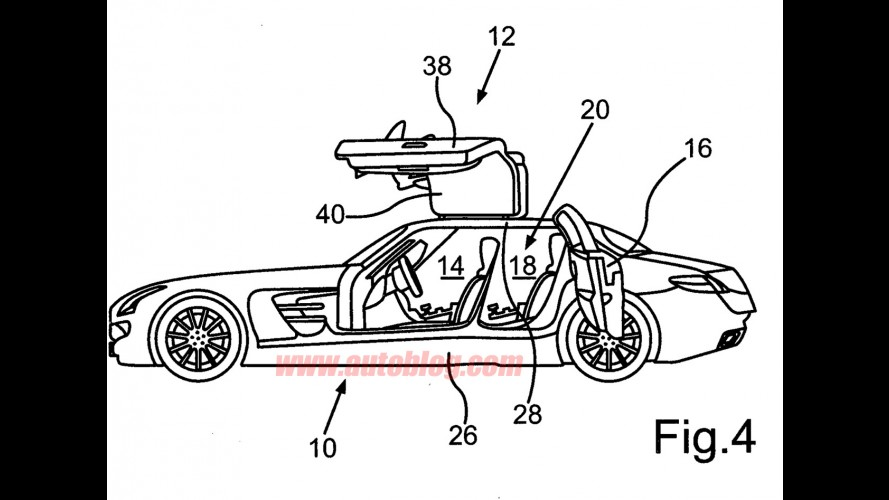 CEO da AMG diz que não haverá uma versão de quatro portas do esportivo SLS