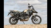 Segredo: versão Adventure da BMW F800 GS chega em novembro