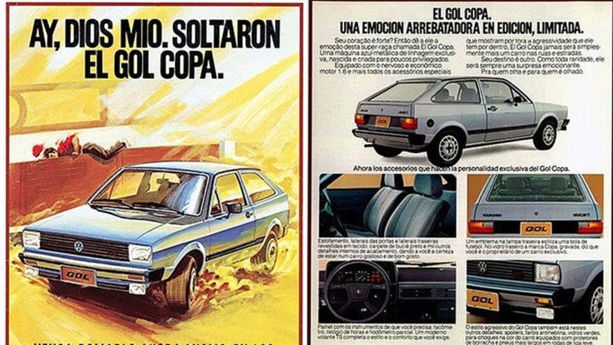 Volkswagen Gol Copa 1982
