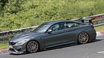 2019 BMW M4 GTS spy photo