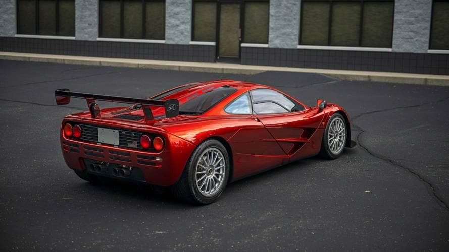 1998 McLaren F1 LM-Specification