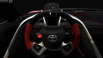 Gran Turismo 6'daki Toyota FT-1 konsepti