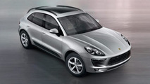 Porsche Macan with four-cylinder engine