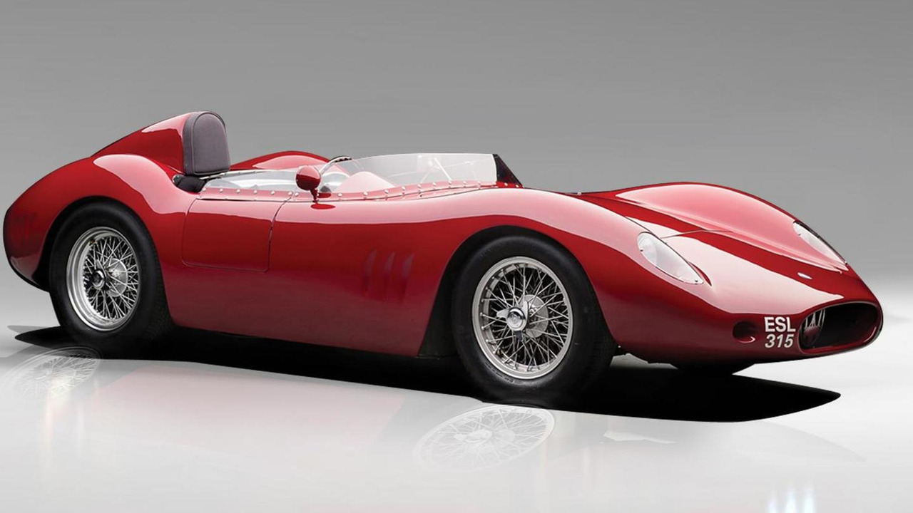 1957 Maserati 250S
