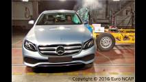 Crashtests: Mercedes und Peugeot