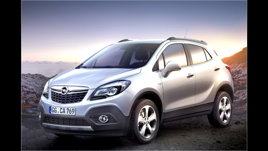 Opel Mokka: Klein und stark