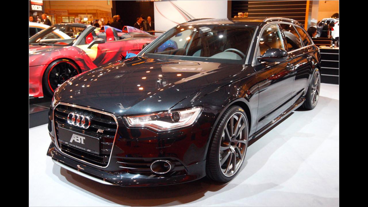 Abt Audi A6 Avant