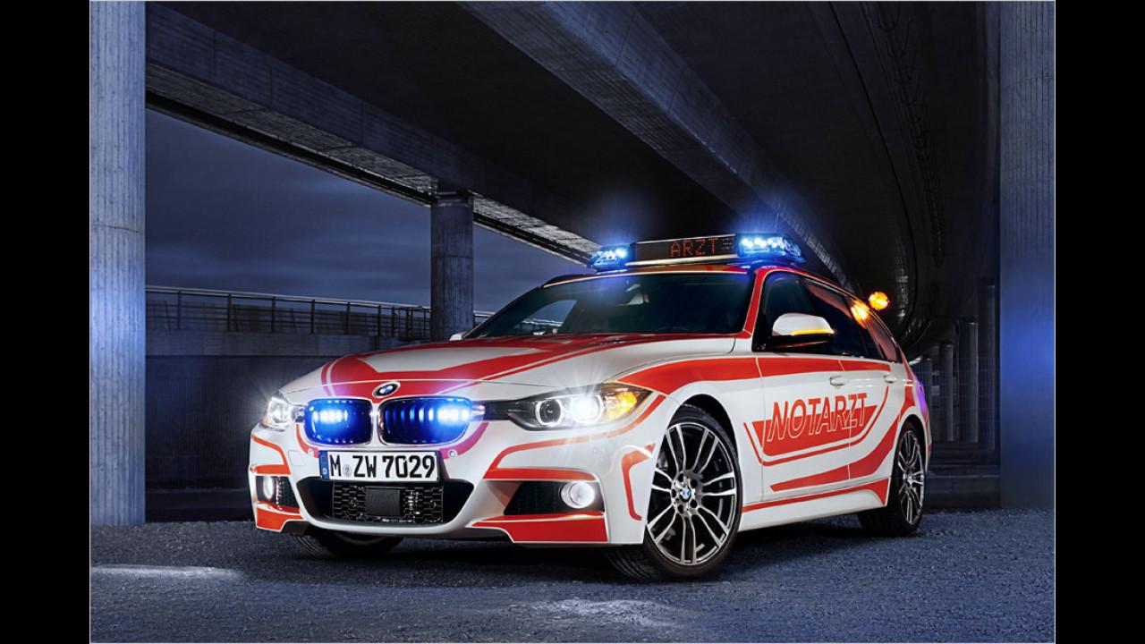 BMW 3er Touring Notarzt