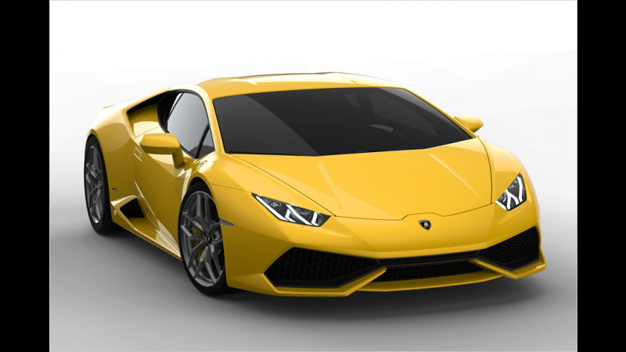 Lamborghini Huracán: Erbe mit Erfolgsdruck