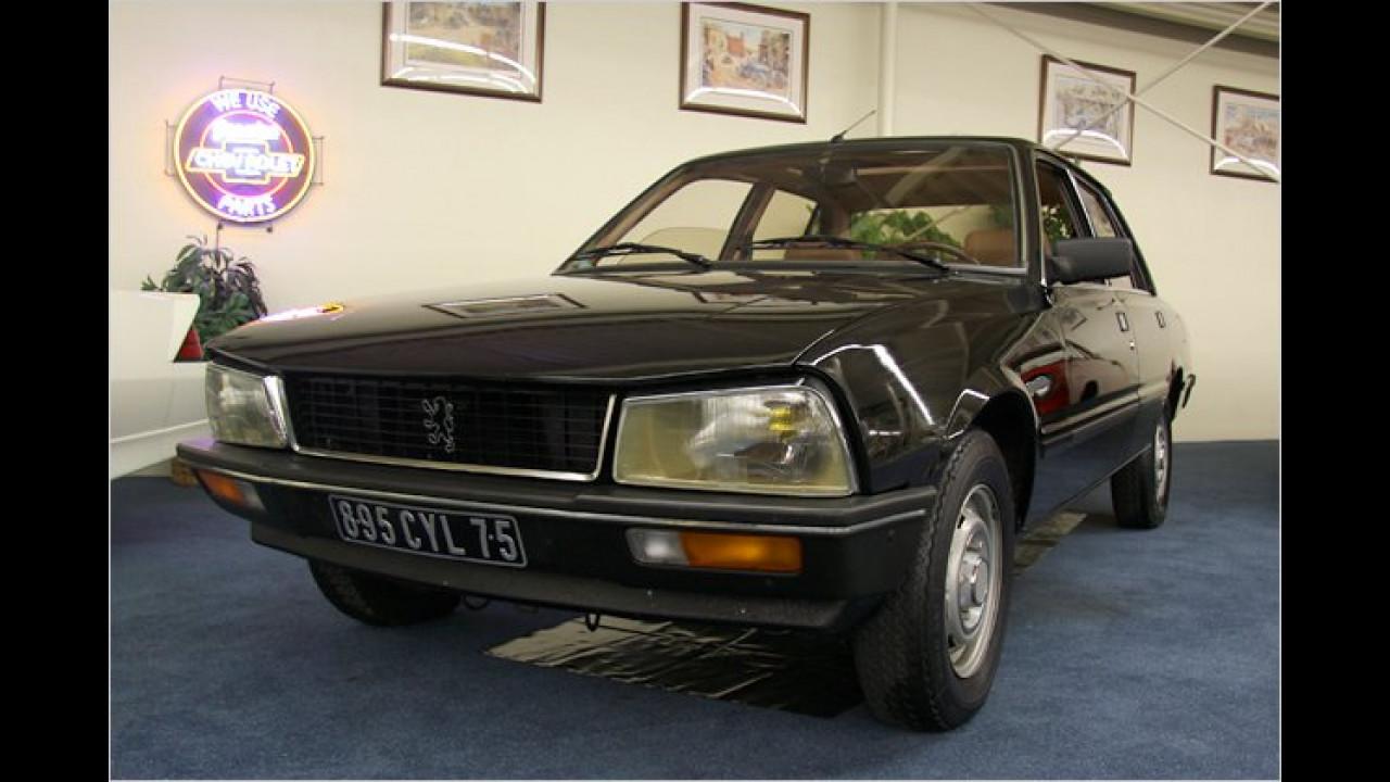 1980 Peugeot 505 Limousine