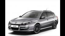 Renault Laguna aufgebessert