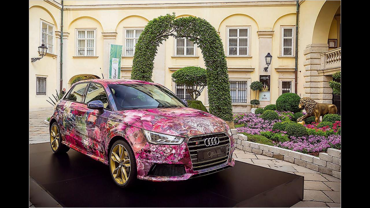 Life Ball: Maxi-Erlös für Audi S1