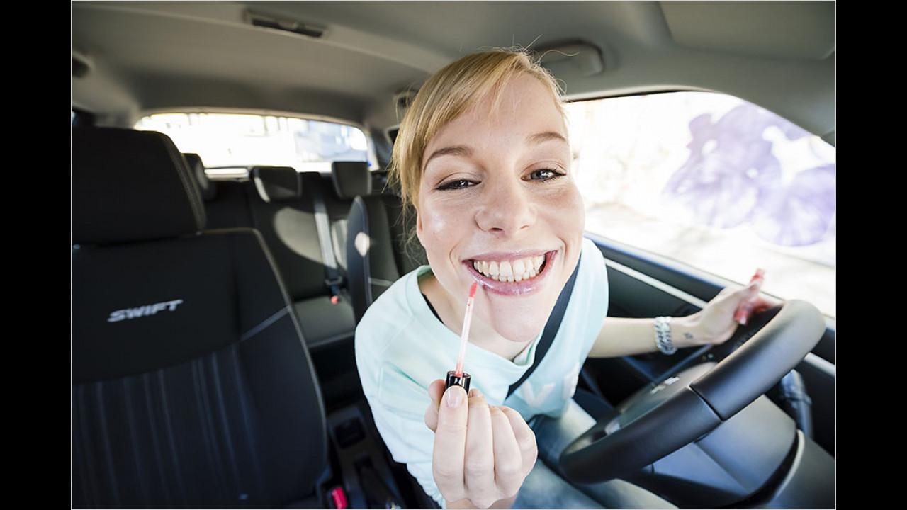 Suzuki Swift ,Selfie