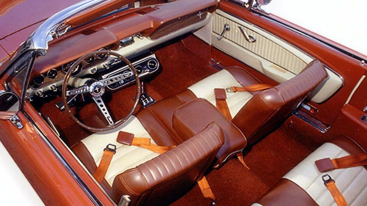 TMI Products Classic Mustang Interior