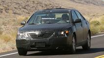 2007 Toyota Camry Spy Photos