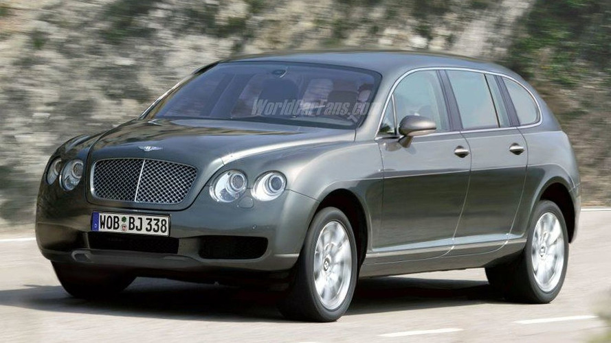 Bentley SUV to feature next-generation W12 engine - report