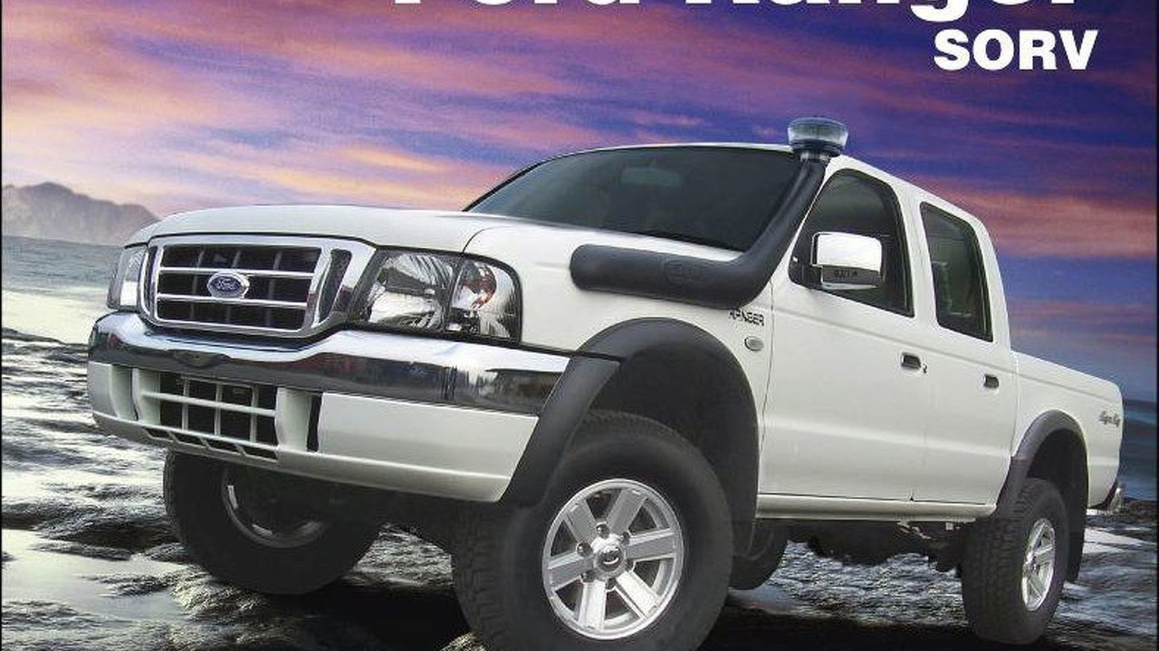 Ford Ranger SORV (Indonesia)