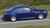 New BMW M5 (E60)