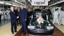 Åkoda Auto Makes the Millionth Octavia