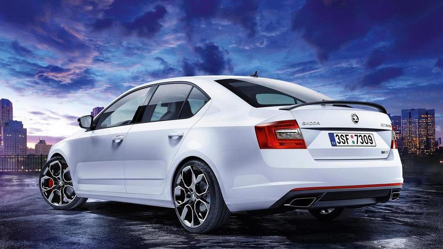 Skoda Octavia RS 230 special edition announced