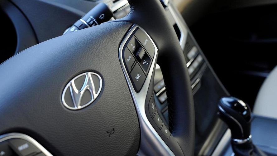 2015 Hyundai Azera makyajının detayları