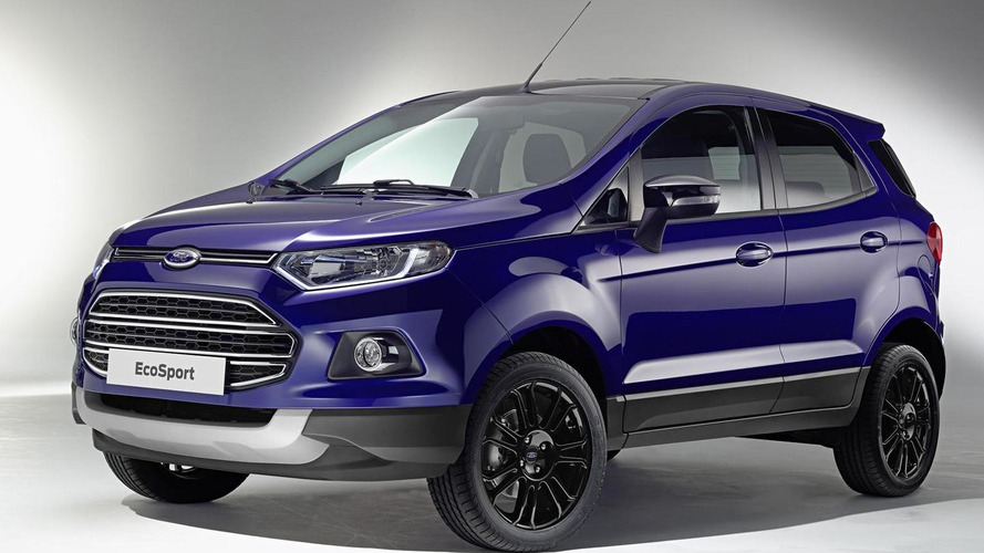 Euro-spec revised Ford EcoSport to be built in Romania