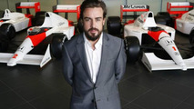 Fernando Alonso / Official Facebook page