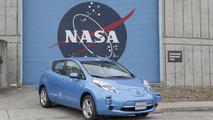 Nissan NASA partnership