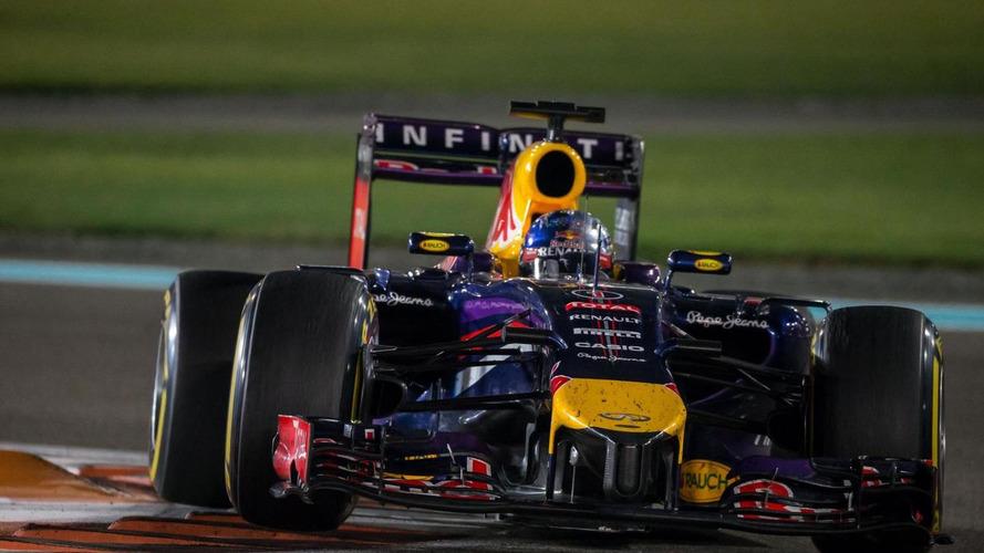 Red Bull not giving Vettel old F1 car yet