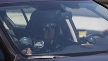 Sebastian Vettel prepares to drive the Sochi GP circuit