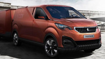 Peugeot Foodtruck concept revealed ahead of 2015 Milan Design Week