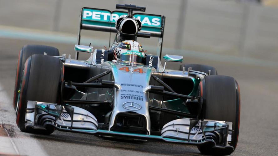 FIA confirms no.44 for champion Hamilton in 2015