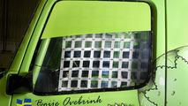Volvo Mean Green Hybrid racing truck 23.3.2012