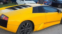 Lamborghini Muricelago replica based on a Toyota MR2