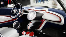 New-Look MINI Rocketman Concept for London 2012 Olympics 14.06.2012