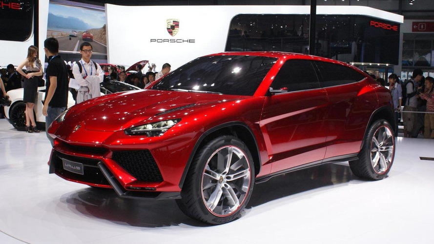 Lamborghini committed to 2017 Urus launch