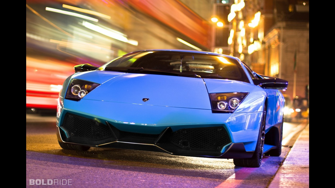 Lamborghini Murcielago LP670-4 SuperVeloce
