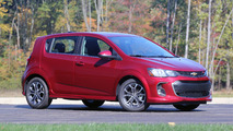 2017 Chevy Sonic 5dr: Review