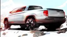 Ridgeline Baja Race Truck antecipa nova geração da picape Honda