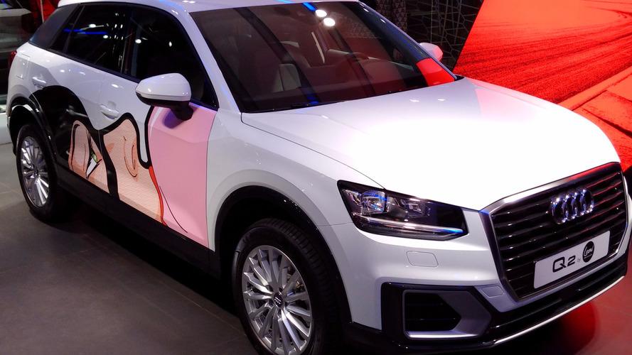 Audi Q2 by Greg