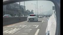 Flagra! Hyundai Veloster misterioso aparece rodando em testes