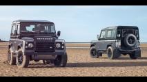 Histórico: Land Rover comemora produção de 2 milhões de unidades do Defender