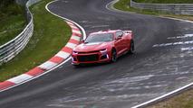 Chevrolet Camaro ZL1 2017 Nurburgring