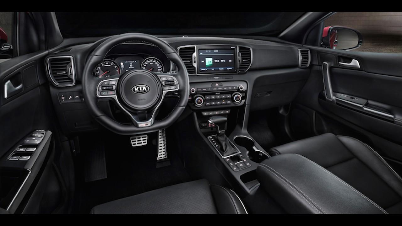 Novo Kia Sportage chega na próxima semana com preço inicial de R$ 117.900