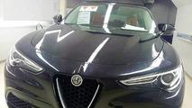 Alfa Romeo Stelvio version classique